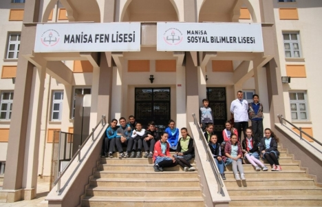 Manisa Sosyal Bilimler Lisesi binası 2017'de tamamlanacak!