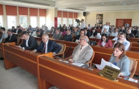 Yıldırım Belediye Meclisi'nde kentsel dönüşüm görüşüldü!