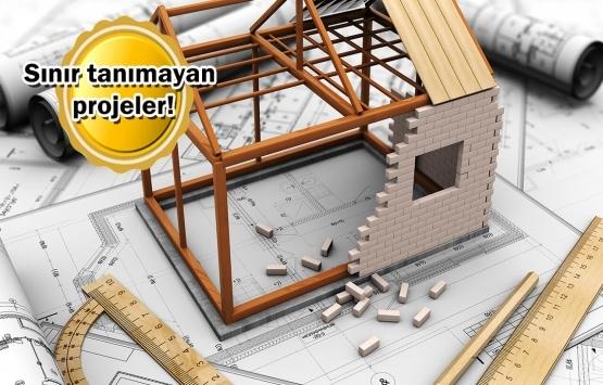 İnsanlık için mimarlık projeleri önem kazanıyor!