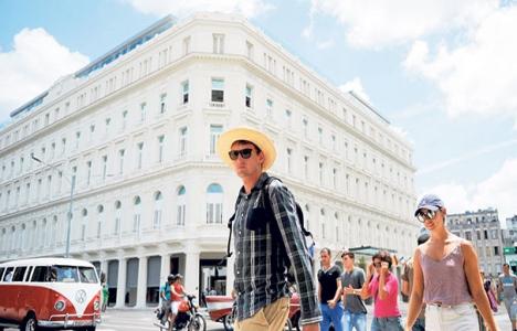 Küba'nın ilk lüks oteli Gran Hotel Manzana açıldı!