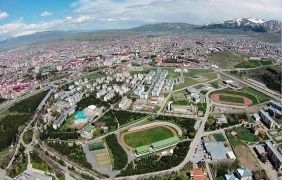 Erzurum'da 169.3 milyon