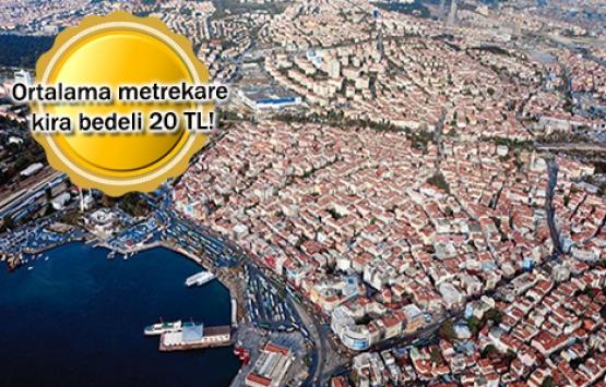 Kadıköy'de konut fiyatları 435 bin TL'den başlıyor!