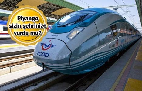 3 ile hızlı tren müjdesi!