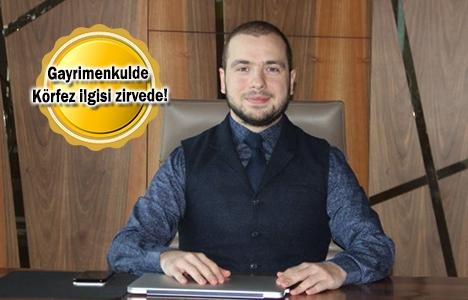 Körfez sermayesi, Türkiye'de gayrimenkule yatırım yapıyor!