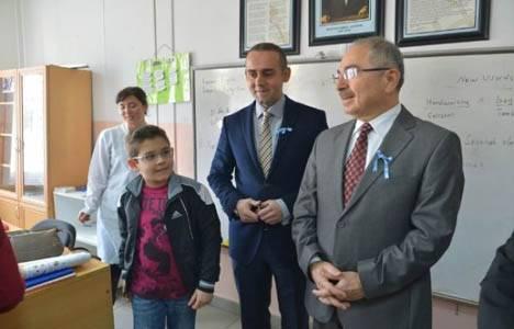 Kırklareli'de Gökkuşağı Özel Eğitim Uygulama Merkezi açıldı!