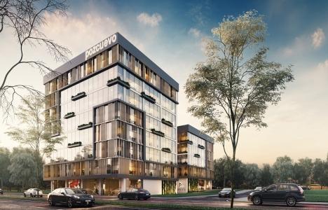 Mersin'de ilk home ofis projesinin inşaatı başladı!