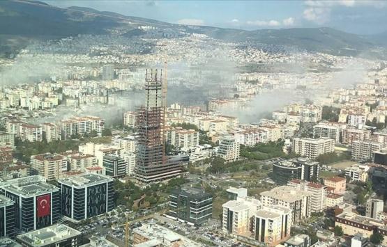 İzmir'de kentsel dönüşüm hız kesmiyor!