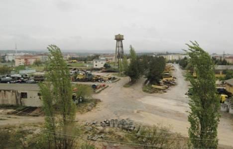 Gaziantep Köy Hizmetleri arazisi ne oldu?