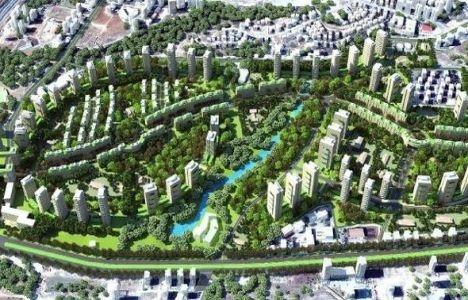 Adana Belediye Evleri Kentsel Dönüşüm projesi tanıtıldı!