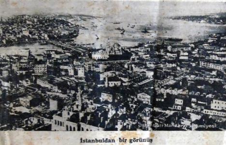 1939 yılında Eminönü'nde binaların yüksekliği 16 metreyi geçmeyecek!
