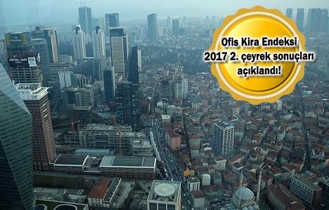 İstanbul'da ofis kiraları arttı!