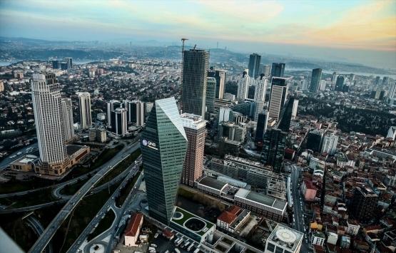 İstanbul'da A sınıfı ofis arzı 4.99 milyon metrekareye ulaştı!