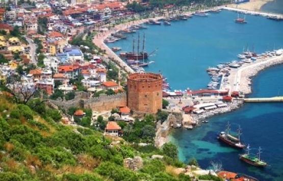 Antalya'da konut fiyatları son 1 yılda yüzde 18.67 değer kazandı!