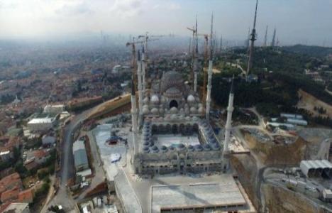 Çamlıca Cami yarın
