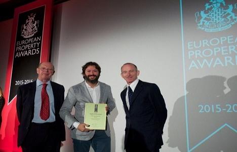 Akplaza İş Merkezi European Property Awards'ta ödüllendirildi!