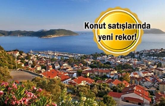 Yabancı yatırımcı Antalya'da ev'lendi!