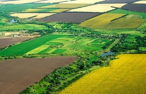 Türkiye'deki tarım arazilerinin