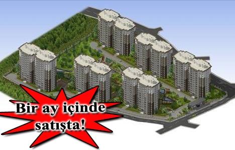 KİPTAŞ'ın 600 konutluk Hoşdere projesi memurlara özel satışa çıkacak!