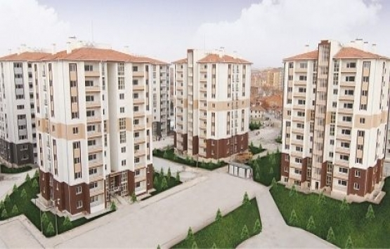 TOKİ Nevşehir 1.410 konut ihalesi 7 Kasım'da!