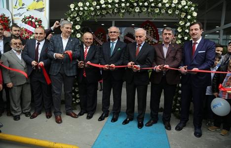 Samsun Canik'te Afacan Plastik AVM törenle açıldı!