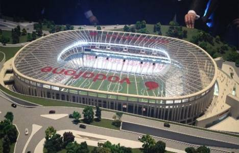 Vodafone Arena elektrik üretecek!