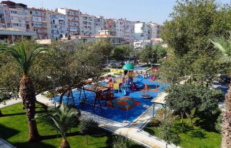 İzmir Konak'ta 185 park yenileniyor!
