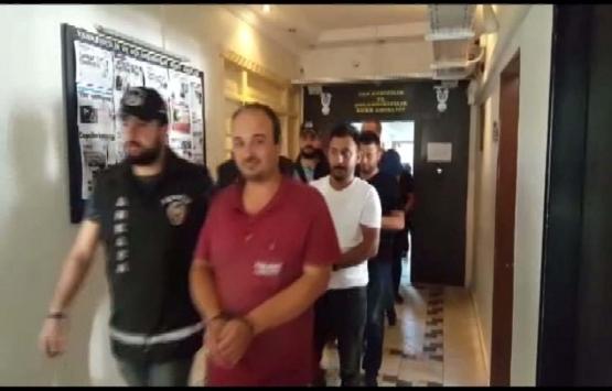 Ankara'da 7 gayrimenkul dolandırıcısı gözaltına alındı!
