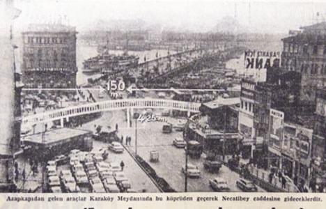 1969 yılında Karaköy