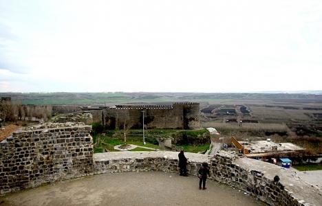 Diyarbakır Kalesi UNESCO listesine girmeye hazır!