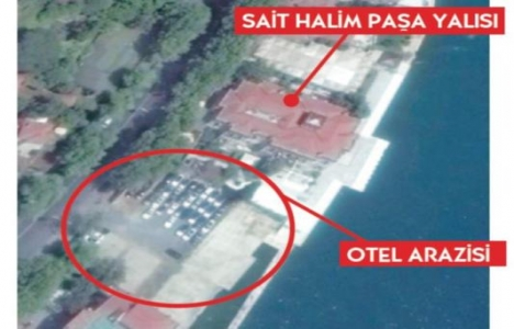 Ali Ağaoğlu'nun otel