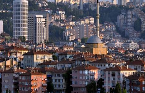 Ankara'da konutların metrekare fiyatları yüzde 6 oranında arttı!
