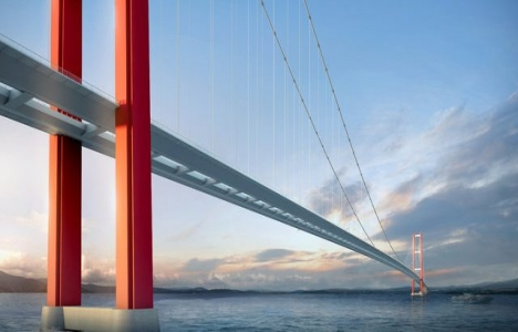 1915 Çanakkale Köprüsü'nden bugün geçmenin bedeli 70 TL!