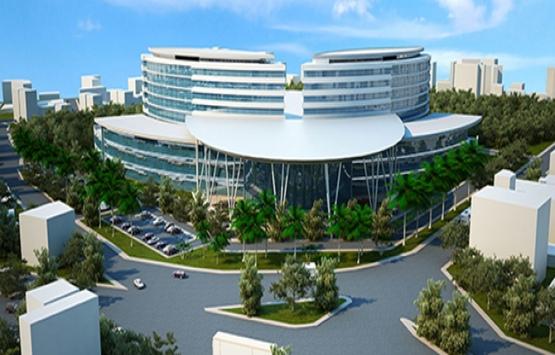 Tarsus Yeni Devlet Hastanesi bu yıl tamamlanacak!