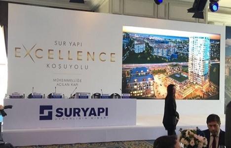 Excellence Koşuyolu: Sur Yapı Koşuyolu projesinin adı belli oldu!