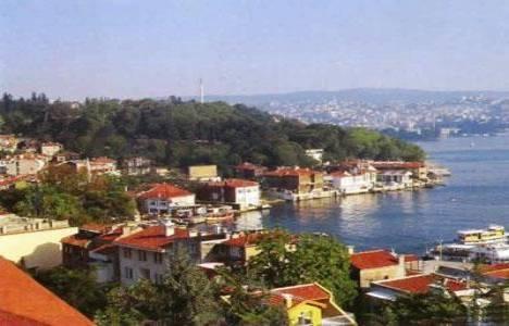 Beykoz'da satılık villa!