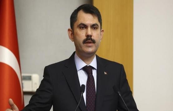 Murat Kurum: Yılda