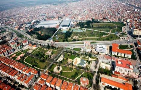 Bursa'nın kentsel dönüşüm