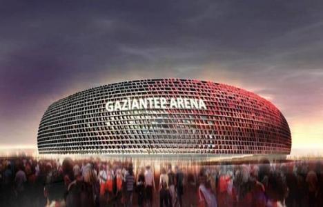 Gaziantep Arena Stadı'nın