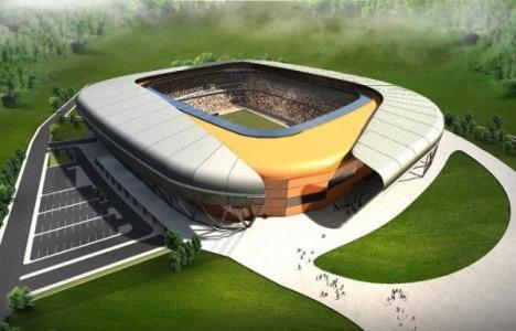Malatya Arena Stadı Kasım'a yetişecek!