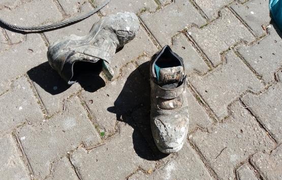 Adana'da yüksekten düşen inşaat işçisi hayatını kaybetti!