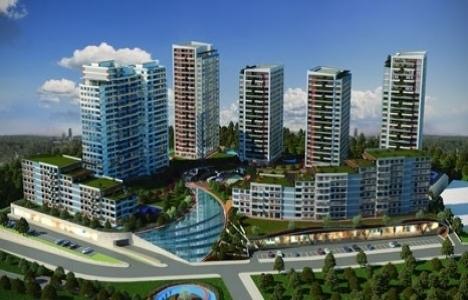 Bulvar İstanbul'da satılık daireler yüzde 1 peşinatla!