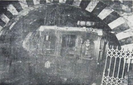 1968 yılında Tünel kapatılarak yeraltı yaya geçidi olarak kullanılacakmış!