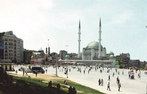 Taksim Camisi için