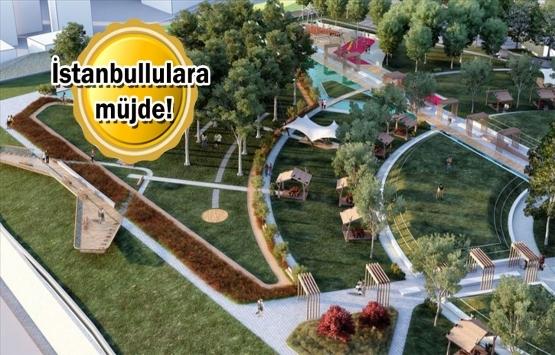 Sultanbeyli Millet Bahçesi bugün ihaleye çıkıyor!