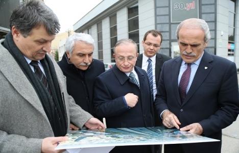 Bursa'ya yeni bağlantı