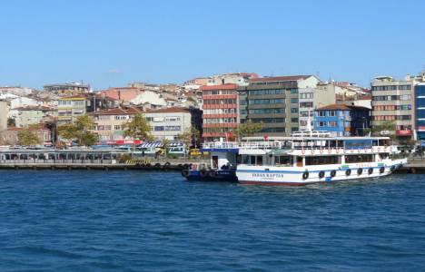 İstanbul Kadıköy'de satılık arsa 5 milyon 150 bin TL!