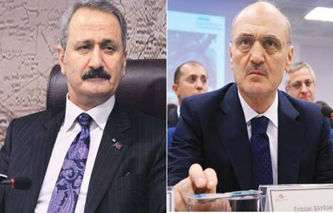 Zafer Çağlayan ve Erdoğan Bayraktar'dan operasyon açıklaması!