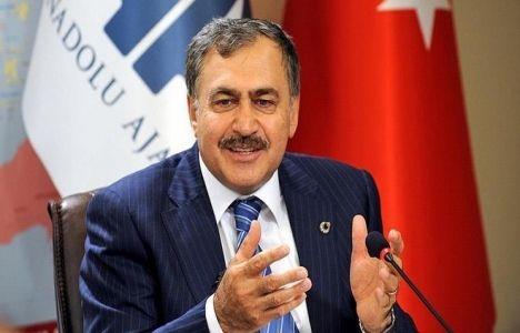 Veysel Eroğlu'ndan Çankırı'ya 77 milyon liralık yatırım müjdesi!