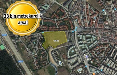 Özak GYO Eyüp Göktürk'ten 67 milyon TL'ye arsa aldı!