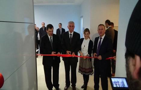 Yıldız Teknik Üniversitesi Teknopark'ı 'Kuluçka Merkezi' açılışı yapıldı!
